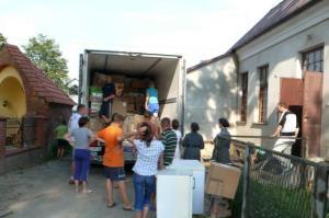 Na pomoc powodzianom 2010
