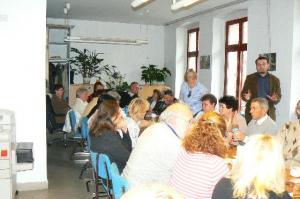 Rok 2008 z Fundacją św. Rity