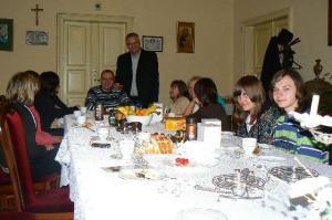 spotkanie z wolontariatem w Żytnie